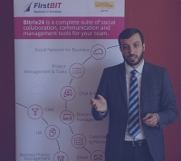 "First BIT held a seminar ""Opportunity management - when every lead brings profit!"""