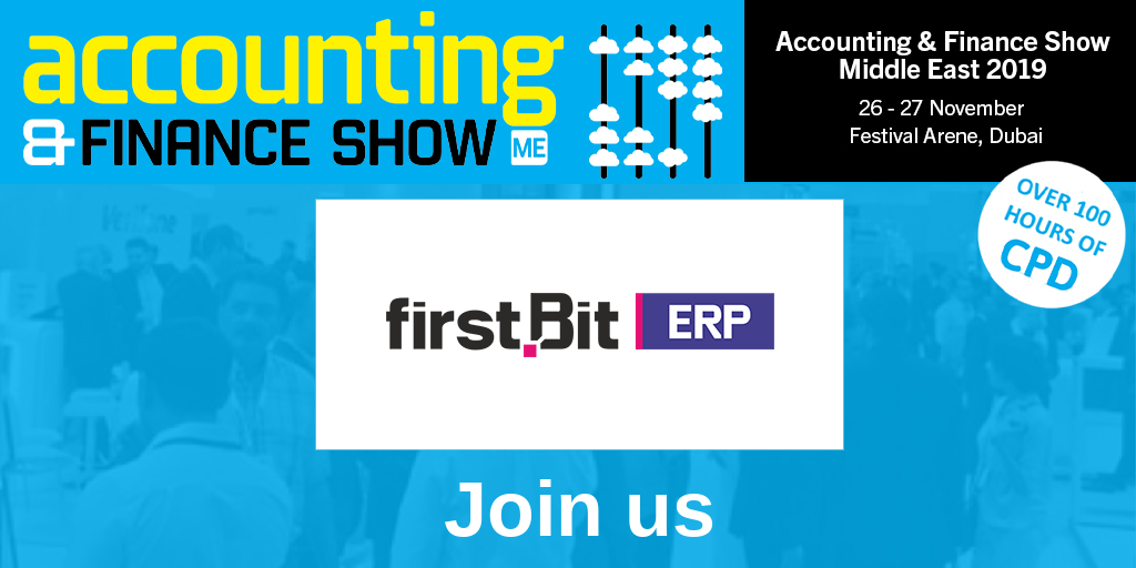First Bit at The Accounting and Finance Show