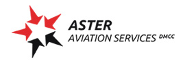 Aster Aviation Services лого